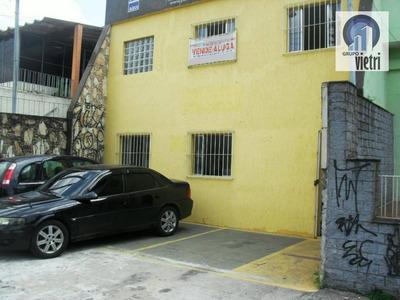 Excelente Conjunto Comercial, Bem Localizado. Venda E Locação, Pirituba - Pr0060