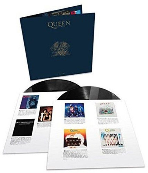 Lp Queen Greatest Hits Ii 180g A Day At The Races Game Works