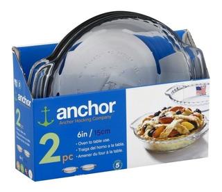 Anchor Hocking Horno Básicos Vidrio 6 Pulgadas