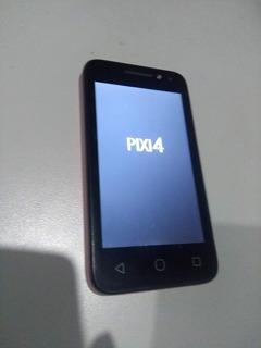 Celular Alcatel Pixi 4 4034e - Barato - Com Carregador