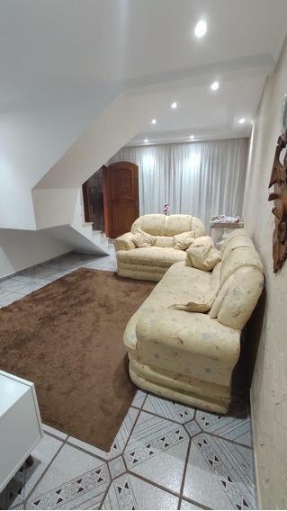 Sobrado Em Jardim Adriana, Guarulhos/sp De 190m² 3 Quartos À Venda Por R$ 440.000,00 - So512384