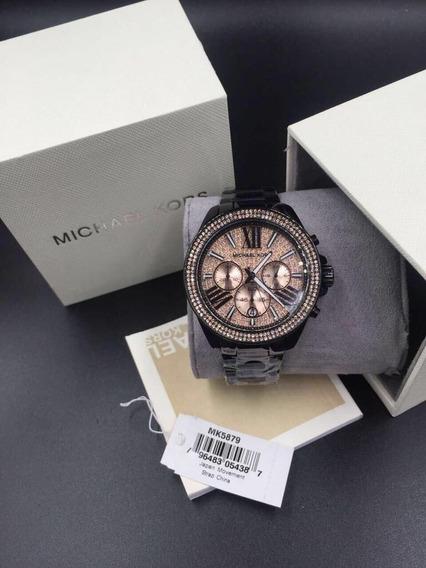 Relógio Michael Kors Mk5879 100% Original Na Caixa Novo