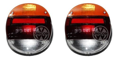 Kit Lanterna Fafa Par Tric79/ C/ Micro Fissuras Logo Orig Vw