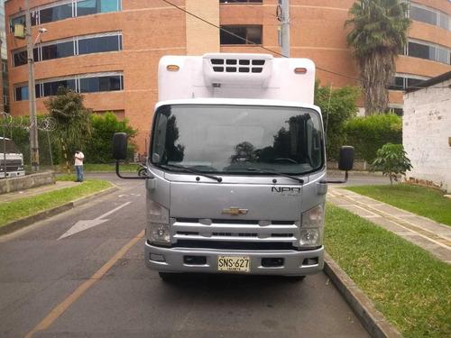 Chevrolet Npr/ 2013/ Con Termo/ Buen Estado.