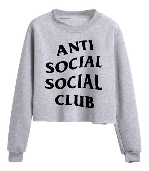 Buzo Corto Tumblr Antisocial Social Club