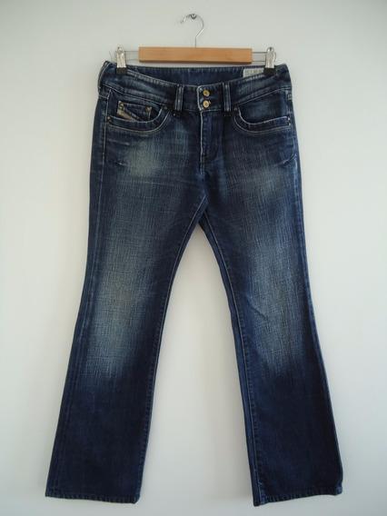 Calça Jeans Feminina Diesel Italia 36 Original