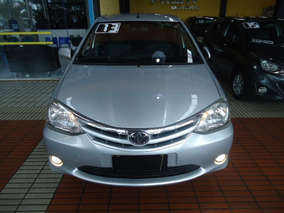Toyota Etios Sedán Xls 1.5 Flex Top De Linha