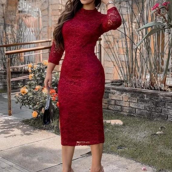 Roupas Moda Evangelica Em Promocao. Vestido Princesa