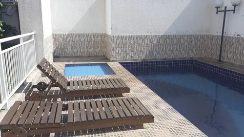 Imagem 1 de 25 de Apartamento Com 2 Dorms, 1 Vaga E Piscina - Jardim Boturussu - Ap00347 - 33899236