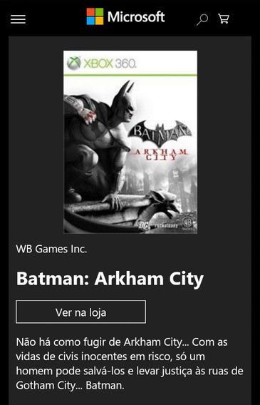 7 Jogos Mídia Digital Xbox 360