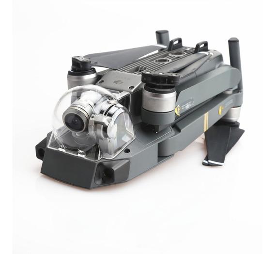 Bolha Protetor Câmera Compatível Dji Mavic Pro Acrilico