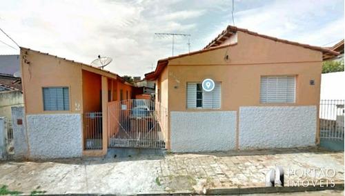 Casa Para Locação - Jd. Bela Vista, Bauru-sp - 3932