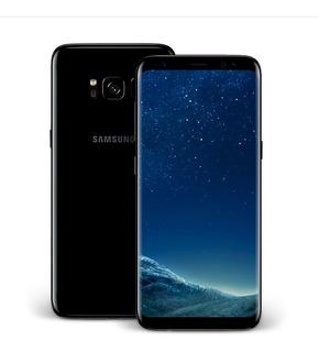 Samsung Galaxy S8 64gb Original Novo Lacrado Preto