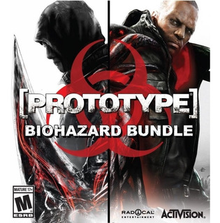 Prototype 1 Y 2 Con Dlc Online Xbox 360!! Leer Descripción!!