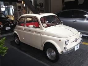 Fiat Nuova 500 Transformabile 1960