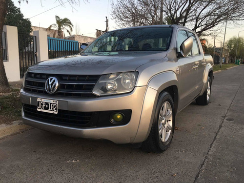 Volkswagen Amarok 2.0 Cd Tdi 163cv 4x2 Trendline 1t2 2010