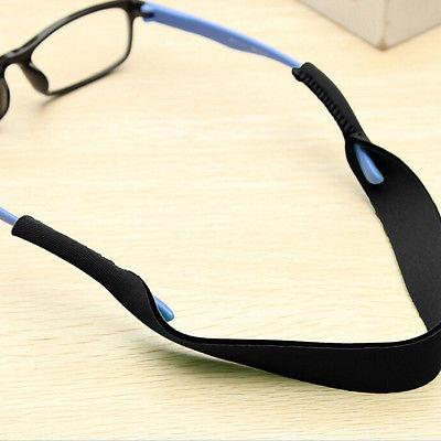 5709277f1a Neopreno Banda Cuello Cable Correa Gafas De Sol... (black) - $ 36.990 en  Mercado Libre