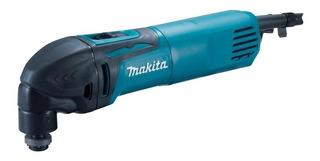 Ferramenta Multicortadora Makita Tm3000c Lixa Corta Desbasta