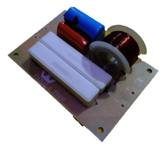 Divisor De Frequência P Driver Ti (em 12db 3.5 Khz 300 W)