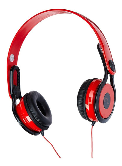 Headphone Xtream 360 Preto/vermelho Ph083 Multilaser C/ Nf