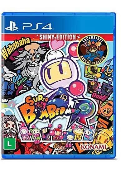 Super Bomberman- Super Bomberman Ps4- Envio Imediato