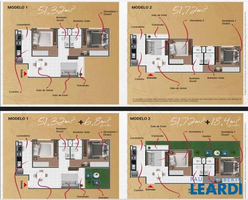 Imagem 1 de 1 de Apartamento - Ortizes - Sp - 645191
