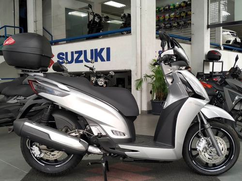 Kymco People Gti 300 Scooter Mod. 2021 Prata 0km