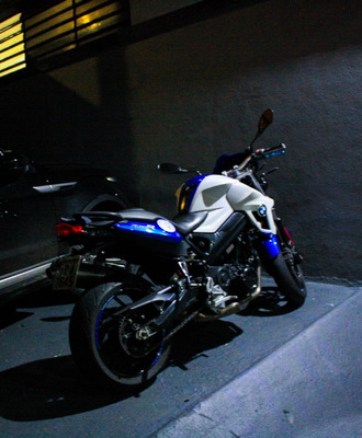 Bmw F800r Financiada