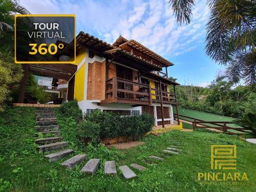 Imagem 1 de 30 de Casa Com 4 Dormitórios À Venda, 250 M² Por R$ 1.195.000,00 - Santa Rosa - Niterói/rj - Ca0156