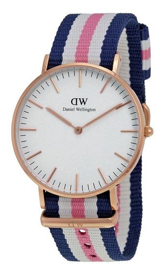 Reloj Daniel Wellington Southampton Acero Mujer 0506dw