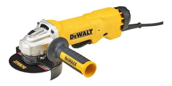 Esmerilhadeira angular DeWalt DWE4314 de 50Hz/60Hz amarela 220V