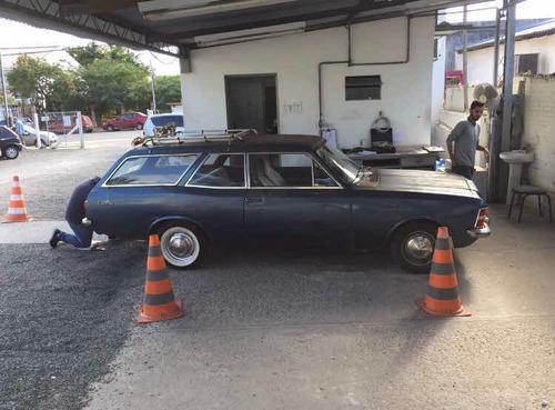 Imagem 1 de 12 de Chevrolet Opala Caravan 76