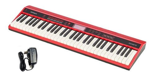 Teclado Organo Roland - Go Keys Go-61kl - 61 Teclas - Oddity