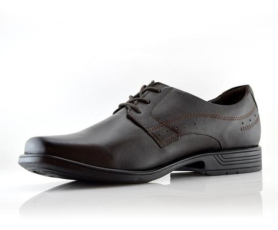 Zapatos Hombres Talles Especiales 522109-03 Pegada Luminares