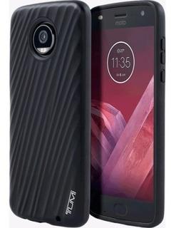Tumi Funda Elegante Para Motorola Moto Z2 Force