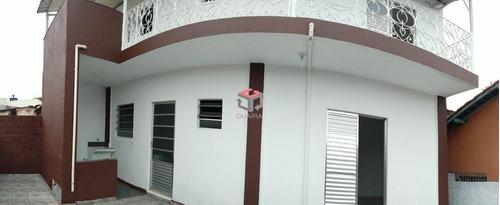 Imagem 1 de 23 de Casa À Venda, 3 Quartos, 1 Suíte, 2 Vagas, Linda - Santo André/sp - 79755