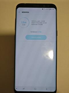 Samsung S8+ Plus 128gb 6gb Ram Liberado De Fabrica