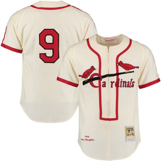 Camiseta Casaca Baseball Mlb St Louis Cardinals Retro