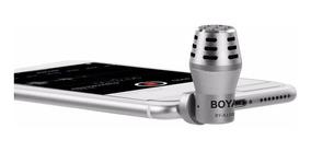 Boya Microfone By- A100 Apple iPhone iPad iPod Touch Smart