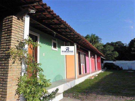 Chácara Com 8 Dorms, Barra Do Jacuípe, Barra Do Jacuípe (camaçari) - R$ 1.5 Mi, Cod: 61700 - V61700