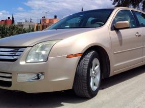 Ford Fusion Se V6 At, Excelentes Condiciones