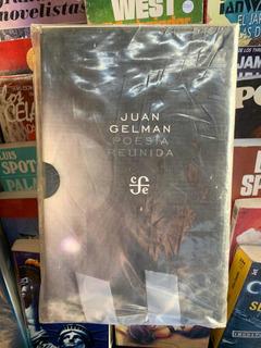 Juan Gelman Poesía Reunida (alfarabía)