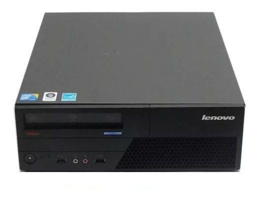 3 Cpu Desktop Lenovo Core 2 Duo 4gb Ddr3 (s/hd)