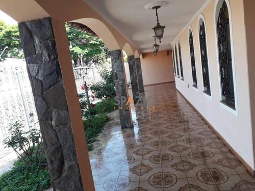 Imagem 1 de 18 de Casa Com 3 Dormitórios À Venda E Locação, 288 M² Por R$ 585.000 - Centro - Ipeúna/sp - Ca0398