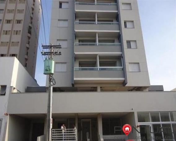 Apartamento Para Locação No Condomínio Enseada, Marília/sp - Ap00277 - 34460654