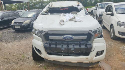 Sucata Ford Ranger Branca 2.2 2018 Automatica 4x4