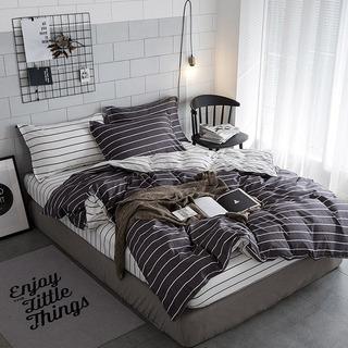 Ikea brunkrissla Conjunto de Edredón Edredón Edredón cubierta gris