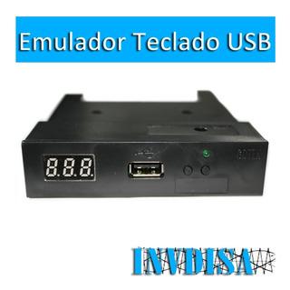 Emulador Floppy Convertidor Floppy A Usb Yamaha Korg Roland