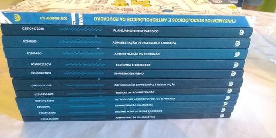 Coleção Livros Universitários Administração