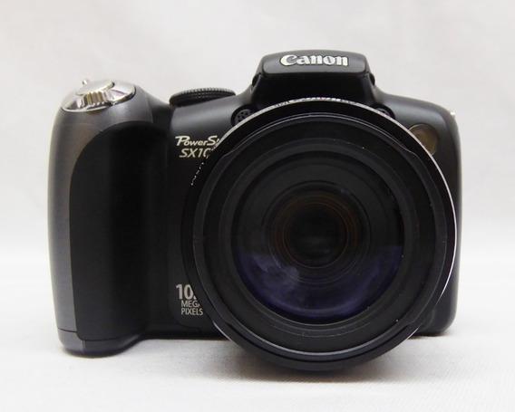 Câmera Canon Powershot Sx10 Is Não Funciona / Com Defeito
